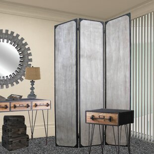 Screen Gems Industrial Room Divider