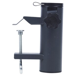 Mccluney Adjustable Table Balcony Umbrella Holder By Sol 72 Outdoor