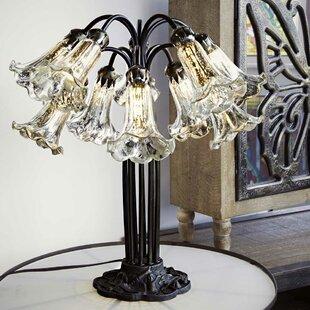 Cress 21? Table Lamp by Fleur De Lis Living