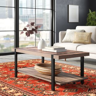 Rainey Coffee Table by Union Rustic