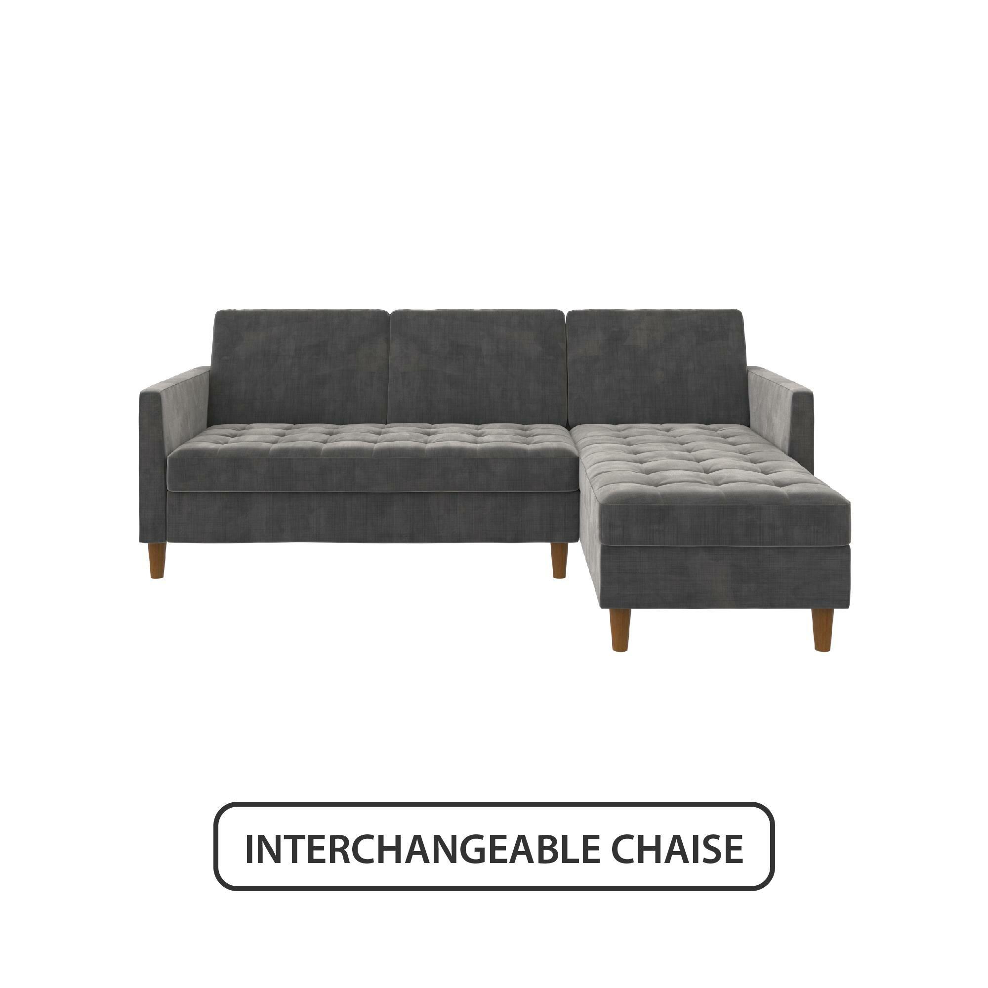Surprising Bozeman Reversible Sleeper Sectional Theyellowbook Wood Chair Design Ideas Theyellowbookinfo