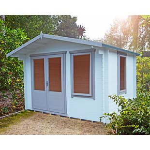 11.5 X 12 Ft. Tongue & Groove Summer House By Sol 72 Outdoor