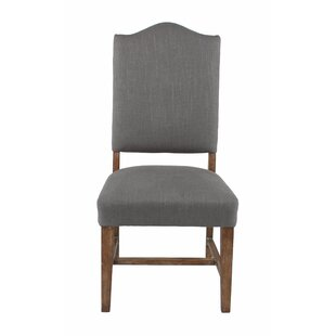 Agustin Upholstered Dining Chair (Set of 2) Ophelia & Co.
