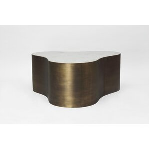 Cessair Iron Coffee Table by Bloomsbury Market