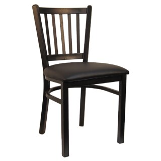 Vertical Upholstered Dining Chair (Set of 2) by H&D Restaurant Supply, Inc. SKU:CC750369 Shop