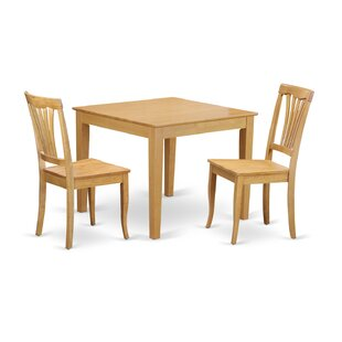 Oxford 3 Piece Dining Set ..