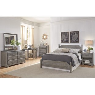 Ciara Panel Configurable Bedroom Set