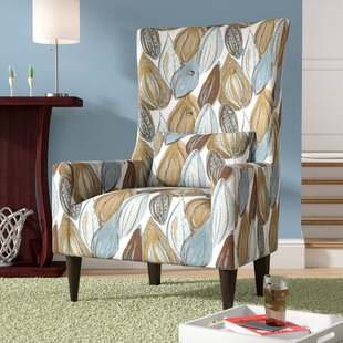Caryn Wingback Chair by Laurel Foundry Modern Farmhouse