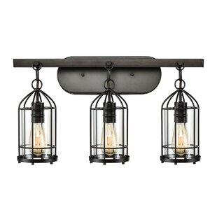 Gracie Oaks Sepulveda 3-Light Vanity light