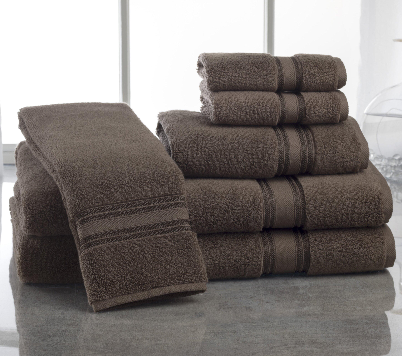 157e13b7b5 Brown Bath Towel Sets You ll Love