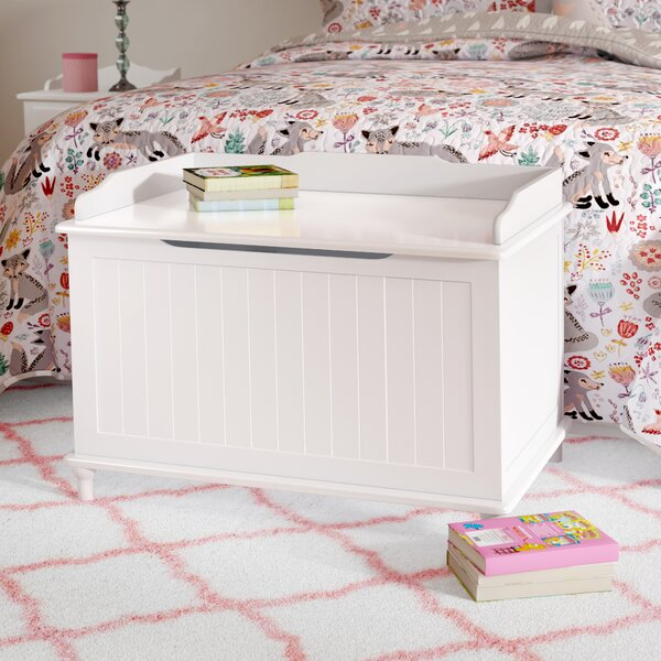 Foot Of Bed Storage Chest | Wayfair