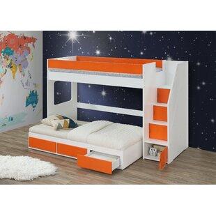 Shepardson Twin Loft Bed by Harriet Bee