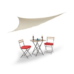 Kolya Sun 3.5m X 3.5m Triangular Shade Sail By Sol 72 Outdoor