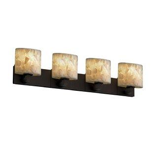 Rosecliff Heights Salsbury Modular 4 Light Bath Vanity Light
