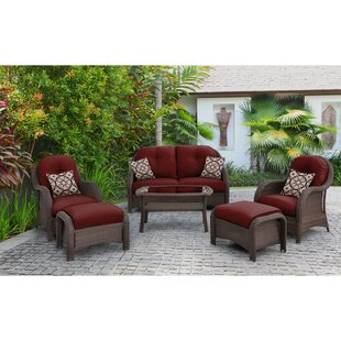 Sturminster 6 Piece Sofa Set with Cushions by Brayden Studio