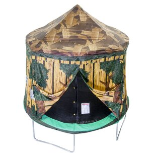 Enclosure Tree House 120u0027u0027 Tr&oline Cover  sc 1 st  Wayfair & Trampoline Accessories Youu0027ll Love | Wayfair