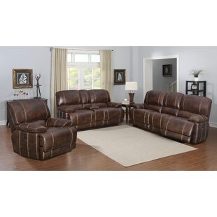 Charlton Home Rutkowski Reclining Configurable Living Room Set