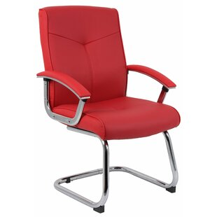 Heckman Cantilever Chair By Brayden Studio