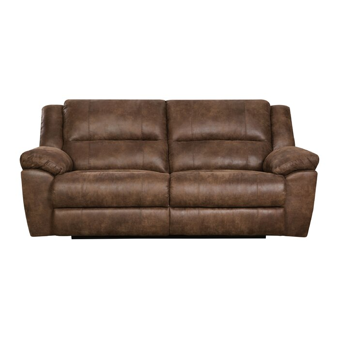 Umberger Contemporary Double Motion Reclining Sofa