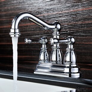 ANZZI Edge Centerset Bathroom Faucet with Dr..