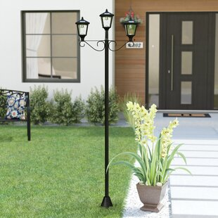 Solar Powered Post Lights You'll Love in 2019 | Wayfair