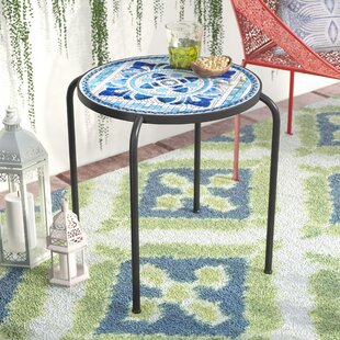 Hayley Stone/Concrete Side Table