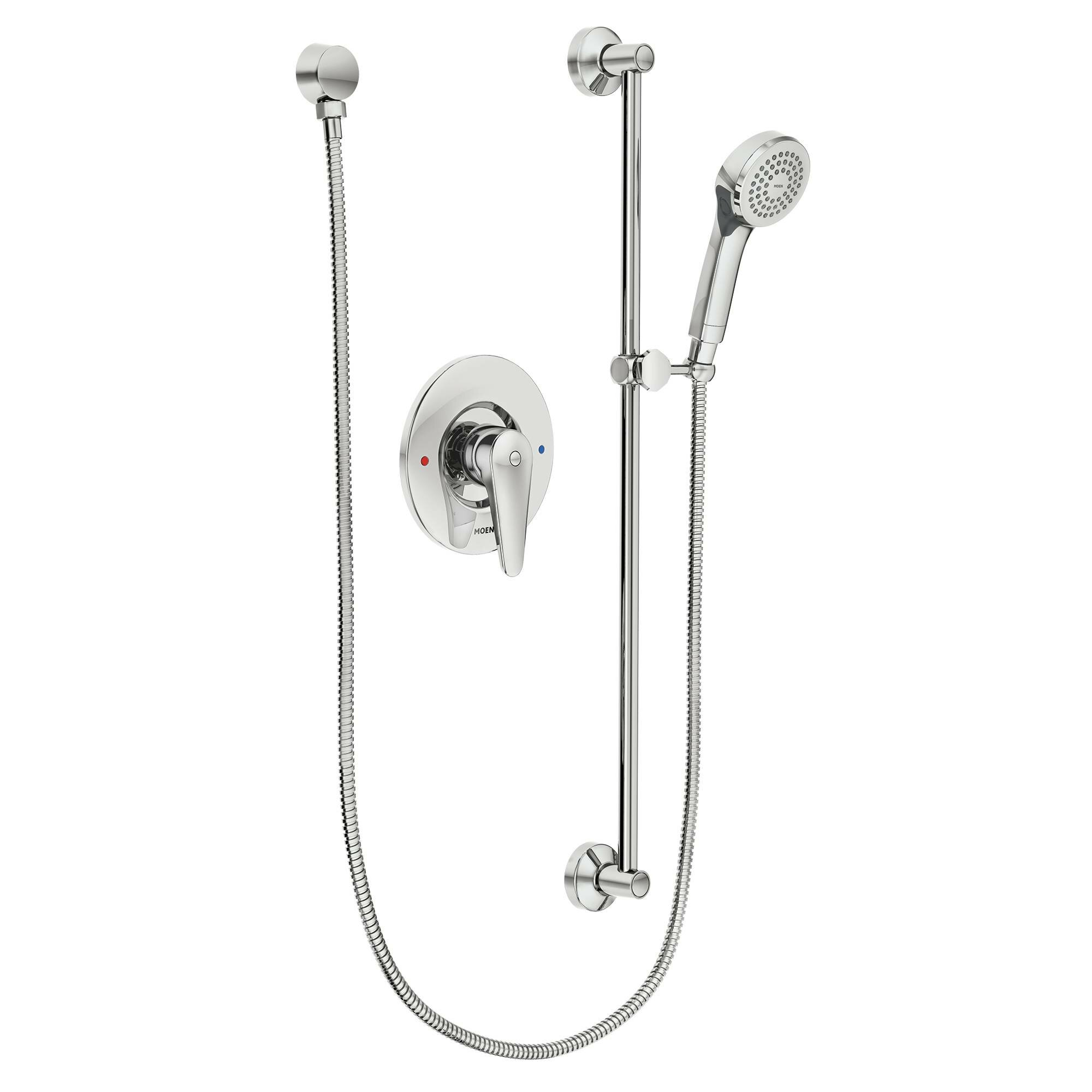 Moen Commercial Handheld Shower System with Slide Bar | Wayfair