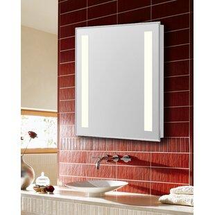 Latitude Run Othello Electric Bathroom/Vanity Mirror