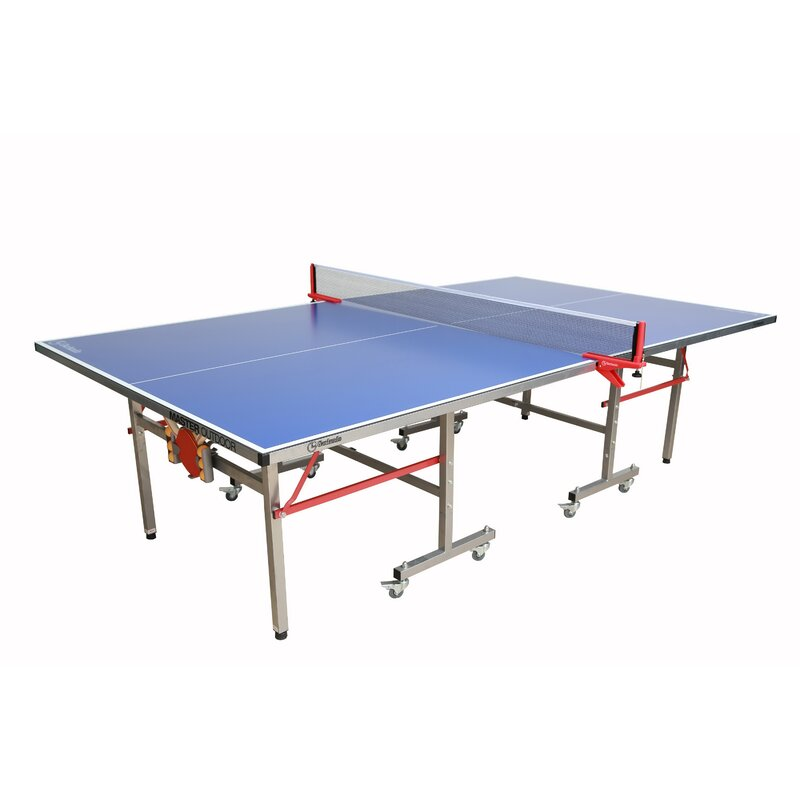 Master Foldable Table Tennis Table