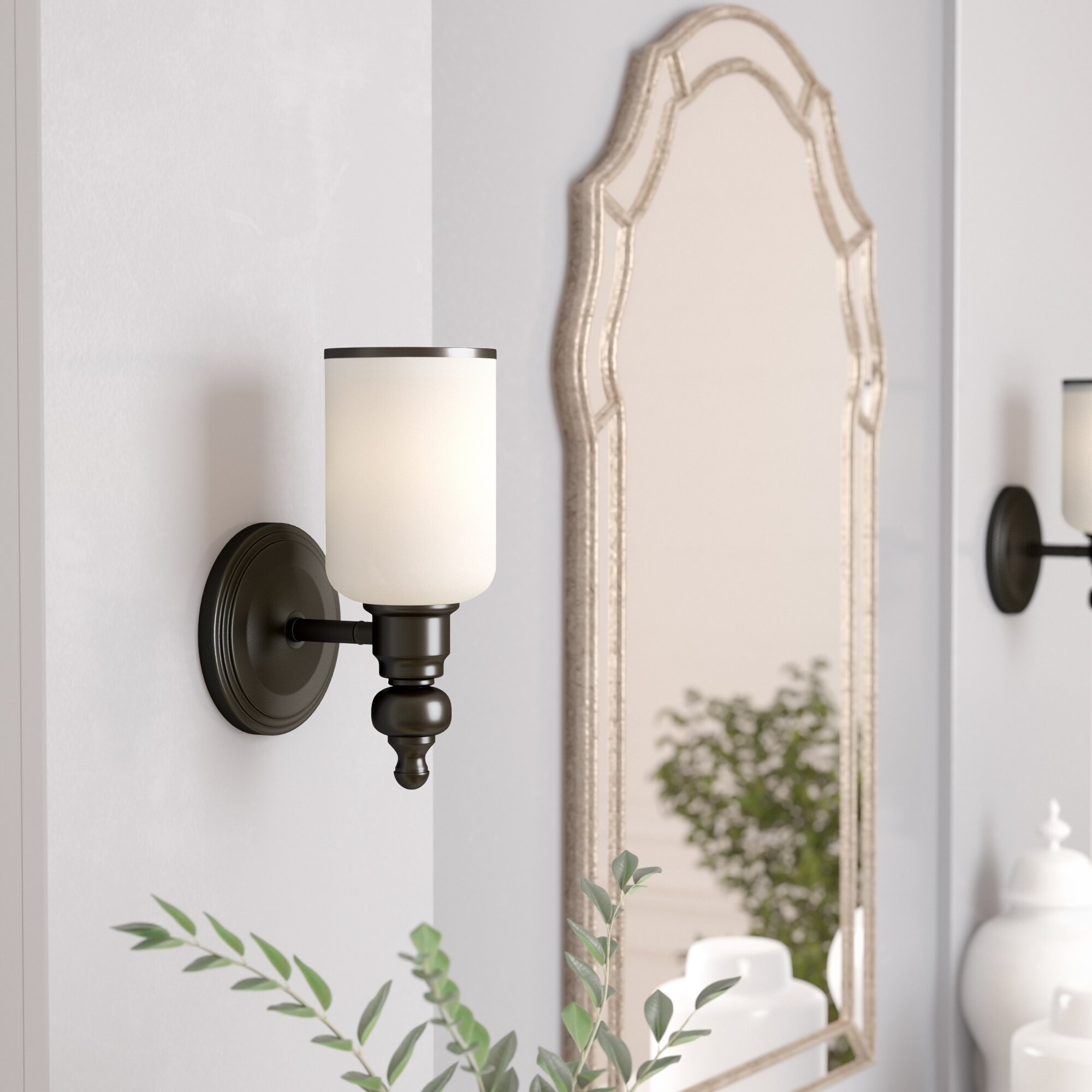 Pinevalley 10-Light Bath Sconce