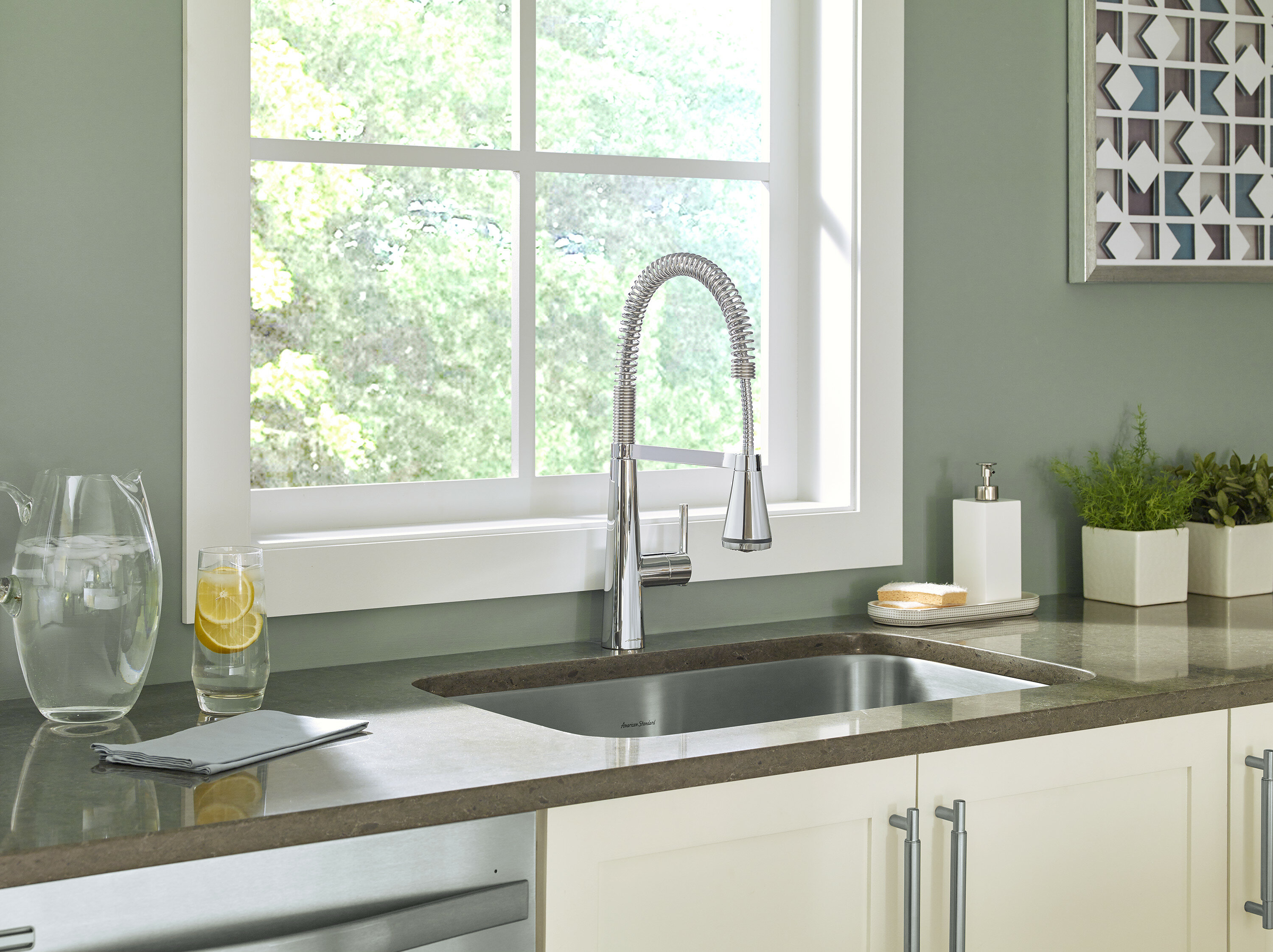 How to Measure for a New Kitchen Faucet | Wayfair