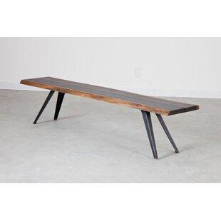 Vega Wood Bench