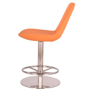 Adjustable Height Swivel Bar Stool by Mod..