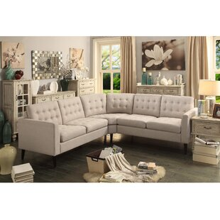 Brayden Studio Starner Sectional Collection