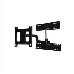 Single Articulating Arm/Tilt/Swivel Universal Wall Mount for Plasma/LCD