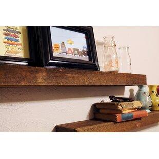Gracie Oaks Mccord Mini Floating Wall Shelf