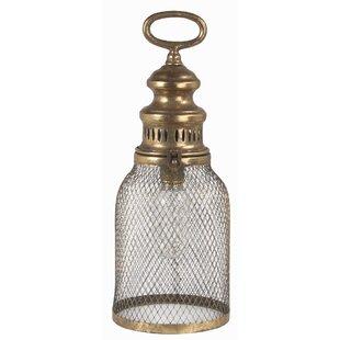 Privilege Pierced LED Lantern