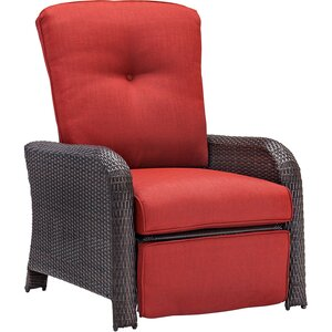 Billington Reclining Deep Chair with Cushions