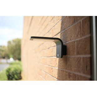 Tharpe LED Outdoor Sconce with Motion Sensor