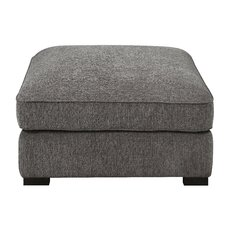 Chesterfield Ottoman by Andover Mills