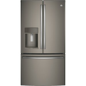 Energy Star® French Door Refrigerator With Hands Free Autofill