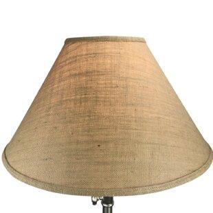 20 Burlap Empire Lamp Shade