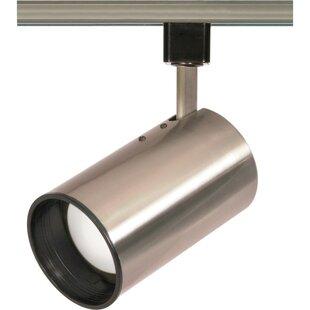 Nuvo Lighting 1-Light Straight Cylinder R20 Track Head