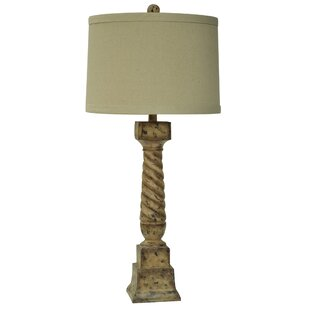 Clearance French Post 35 Buffet Lamp By Crestview Collection