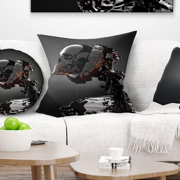 Skull Pillows Wayfair