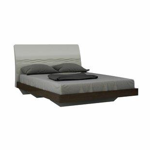 Kwong Wooden Platform Bed