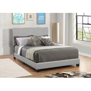 Winston Porter Fenagh Upholstered Panel Bed