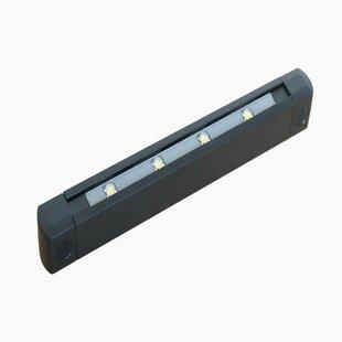 Riser 4 Light LED Step Light by Tru-Scapes Deck Lighting