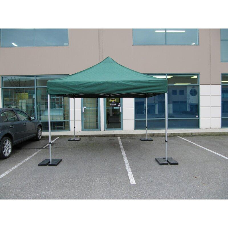 Pop Up Canopy Tent Leg Weight Plate