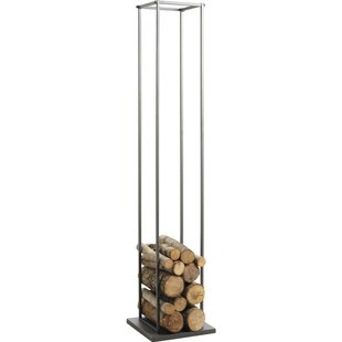 Malcolm Iron Log Carrier By Belfry Heating